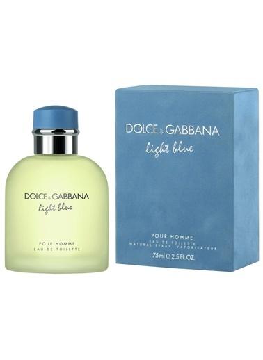 Dolce&Gabbana Dolce&Gabbana Light Blue Edt Biberiye Kokulu Erkek Parfüm 75 Ml Renksiz